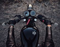 I love photo #motorcycles #caferacer #motos | caferacerpasion.com