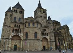 The cathedral of Trier Germany  #Trier #Germany #cathedral #deutschland #travel #wanderlust #lifestyle #traveler #vsco #vscotravel #instatravel #travelgram #instagood #instadaily #igtravel #traveling #Europe #igersgermany #igeurope #explore #discover by kristine_irene http://bit.ly/AdventureAustralia
