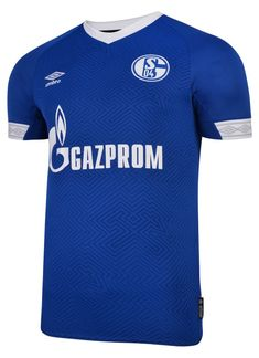 FC Schalke 04 abbreviated Home Blue 2018 -19 FÚTBOL SOCCER CLUB KIT SHIRT  FOOTBALL JERSEY FUSSBALL CAMISA TRIKOT MAILLOT MAGLIA BNWT 9ca84214a