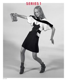 Bruce Weber for the Louis Vuitton Series 1 Fashion Campaign.