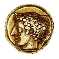 Electrum 1/6 stater, Phocaea, 477 BC - 388 BC. 1944.100.46738