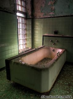 'sink into the illness', Taunton State Hospital (Taunton, MA) - Matthew Christopher's Abandoned America
