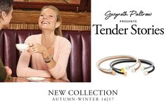 Gwyneth Paltrow Presents Tender Stories Fall – Winter 16-17 collection