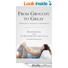 """Why are we so angry? Why do we unleash our attitudes on our children? And – most importantly – how can we change? Make sure to check out """"From Grouchy to Great - Finding the Joy in Motherhood"""" e-book."""