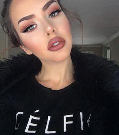 127 ideas makeup eyeshadow brown eyes shadows cut crease – page 1 Kiss Makeup, Glam Makeup, Makeup Inspo, Beauty Makeup, Hair Makeup, Hair Beauty, Makeup Geek, Bridal Makeup, Wedding Makeup