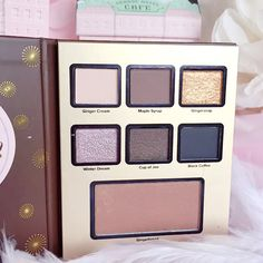 Too Faced Grande Hotel Cafe | Gingerbread Cookie