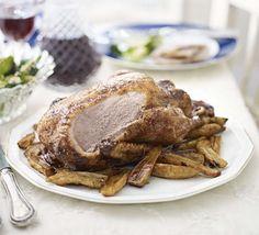 Honey-mustard glazed duck recipe - Recipes - BBC Good Food