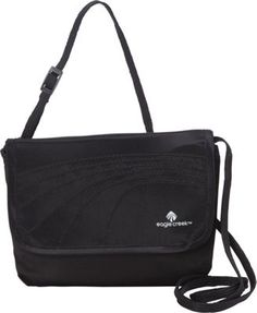 Eagle Creek RFID Blocker Silk Crossbody Black - via eBags.com!