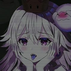 anime icon discovered by akeshuu on We Heart It Gothic Anime, Anime Sexy, Kawaii Anime Girl, Anime Art Girl, Manga Anime, Whats Wallpaper, Image Manga, Cute Anime Pics, Cute Icons