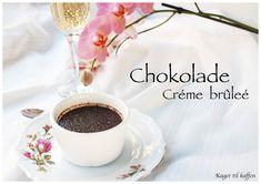 Chokolade Créme brûleé