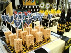 Super Heroes: Batman Birthday Party Ideas   Photo 13 of 13   Catch My Party