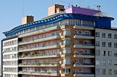 Edifício Planalto Bar Interior Design, Paulistano, Vintage Architecture, Wonderful Places, Facade, Multi Story Building, House Design, Luxury, Modern Architecture