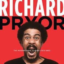 The Warner Bros. Albums by Richard Pryor (CD, 6 Discs, Warner Bros. Comedian Videos, Funny Comedians, Richard Pryor, People Laughing, Stand Up Comedy, Jimi Hendrix, Warner Bros, Cool Things To Buy, Albums