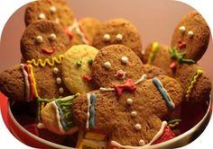 Gingerbread men, Rețetă Petitchef