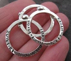 Mother's ring - love the small stone and the ability to have it engraved.