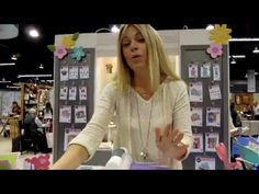 Stephanie Barnard tutorial at CHA 2016 - YouTube