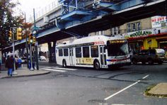 SEPTA NEW FLYER TRACKLESS TROLLEY AT FRANKFORD+OXFORD 2011 New Flyer, Philadelphia, Oxford, Vehicles, Oxfords, Philadelphia Flyers, Vehicle
