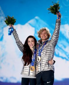 """We recently announced that Olympic Champion ice dancers, Meryl Davis and Charlie White, will give the command """"Start your engines!"""" as Grand Marshals at this year's Pure Michigan 400 at Michigan International Speedway on August 17th. Today, Meryl and Charlie answer our questions about their training, the race and their favorite things to do in Pure Michigan!"""