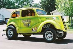 photos of mac's taxi anglia drag car - Bing images Classic Trucks, Classic Cars, Ford Anglia, T Bucket, Classic Hot Rod, Vintage Race Car, Unique Cars, Drag Cars, Pickup Trucks