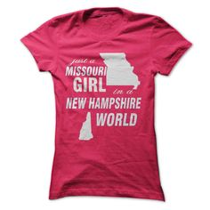 #beer... Cool T-shirts  Missouri Girl in New Hampshire . (Cua-Tshirts)  Design Description: Missouri Girl in New Hampshire  If you do not utterly love this Tshirt, you can SEARCH your favourite one via the use of search bar on the header....