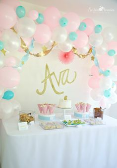 PONY PARTY - DIY Balloon Arch | PartiesforPennies.com | My Little Pony | Pinkie Pie | Girl Birthday Party