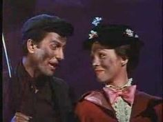 Mary Poppins Outtake/Blooper, Well aren't they adorable? <3