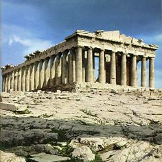 Temple of Apollo Epicurius, Bassae, Peloponneso