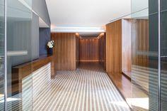 15 William New Condominium Amenities - Lobby   15 William NY