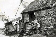 BLACKSMITH'S SHOP (1900) | Marazion, Cornwall