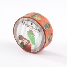 Big ears Charlie Fiftieth Anniversary limited edition modeling paper tape - cloth and friends Cis, Washi Tapes, Paper Tape, Model, Models, Template, Modeling, Mockup