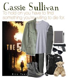 """The Fifth Wave: Cassie Sullivan"" by yerd213 ❤ liked on Polyvore featuring J Brand, Organic by John Patrick, Nili Lotan, Rocio, The North Face, Anine Bing, Mulberry, country, women's clothing and women"