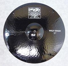 Paiste: Crash