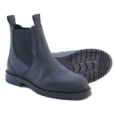 Jodhpur boot Secura from ELT #riding #shoes #leather #horserider #ridingequipment