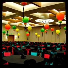 Floating Centerpieces!  Perfect for any event!