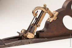 Rare! CHARDOILLET circa 1852 Patent 20 1/2 inch Jointer Plane