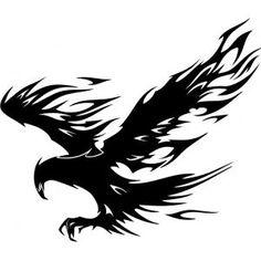 significado tatuaje de aguila tribales - Buscar con Google Eagle Tattoos, Tribal Tattoos, Body Art Tattoos, Tatoos, Dragon Phoenix, Indian Tattoo Design, Eagle Art, Glass Engraving, Easy Watercolor