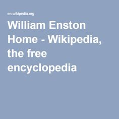 William Enston Home - Wikipedia, the free encyclopedia