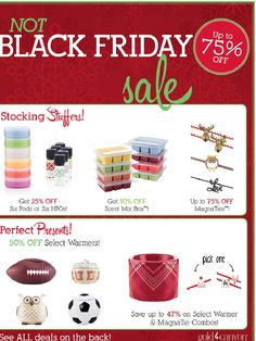 My Favorite Home Scents Gold Canyon Candles Not Black Friday Sale
