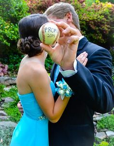 My boyfriend and I at our senior prom ❤️ love my baseball player and this picture ❤️