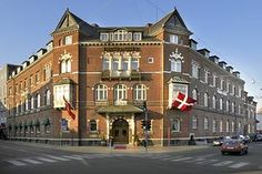 Original Old Grand Hotel in Odense, Denmark We stayed hear June 2013
