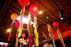 No party is complete without at least a couple of these! GERONIMO BALLOONS