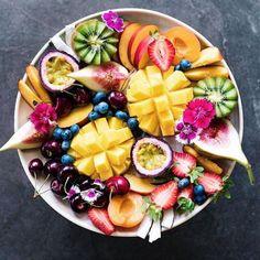 La salade de fruits exotiques (en plat ou en dessert) pour un repas healthy même au bureau