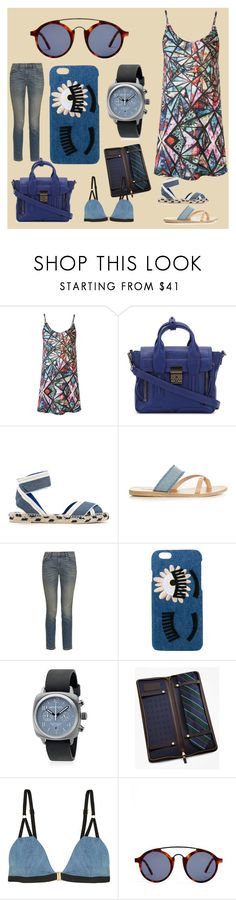 """Style one must possess"" by denisee-denisee ❤ liked on Polyvore featuring Lygia & Nanny, 3.1 Phillip Lim, STELLA McCARTNEY, Ancient Greek Sandals, The Great, Chiara Ferragni, Briston, Brooks Brothers, Nöe and L.G.R"