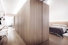 Vivienda GM por Onside Arquitectos #Diseño #Interiores #Minimalismo #Reforma #Madera #Muebles