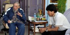 "Evo Morales: ""Nuestro Fidel ya está viejito, pero sigue lúcido"" | Radio Panamericana"