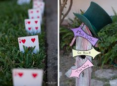 Alice in Wonderland Baby Shower. {Perfect for Brielle & baby Alice}
