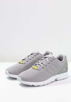 adidas Originals ZX FLUX - Sneakers - light granite - Zalando.se