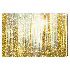 You'll love the Magical Forest Graphic Art on Wrapped Canvas at Wayfair - Great Deals on all Décor  products with Free Shipping on most stuff, even the big stuff.