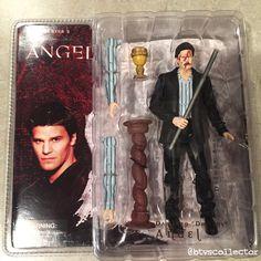 Diamond Select - Angel Deluxe Figure - Series 2 - Battle-Damaged Destiny Angel. #btvscollector #buffy #btvs #buffythevampireslayer