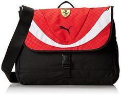 PUMA Ferrari Replica Team Shoulder Bag  6b93fff820db5